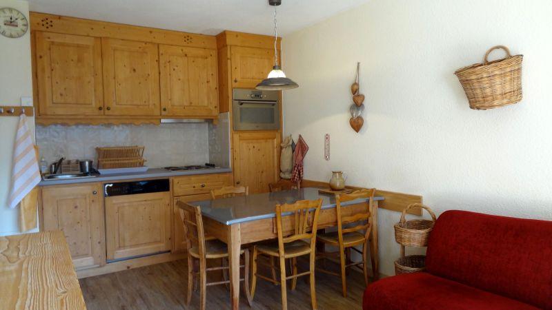 Séjour Location Appartement 1794 Méribel