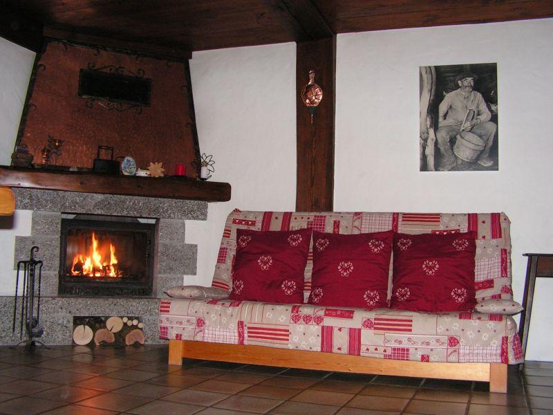 Séjour Location Appartement 18013 Saint Gervais Mont-Blanc