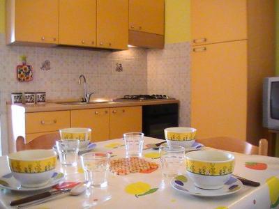 Cuisine américaine Location Appartement 18017 La Caletta