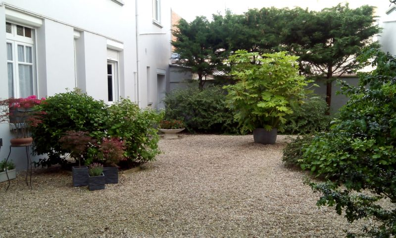 Vue extérieure de la location Location Appartement 18174 Le Touquet