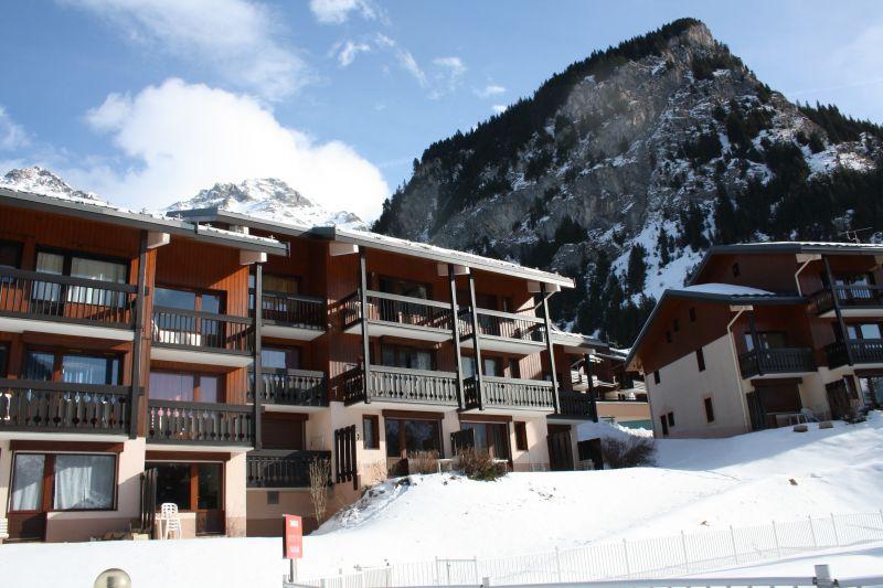 Vue extérieure de la location Location Appartement 18251 Pralognan la Vanoise