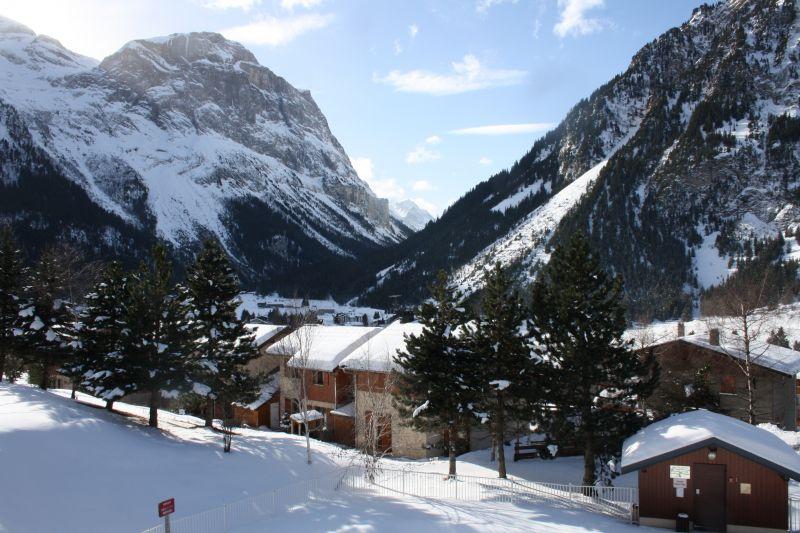 Vue depuis la location Location Appartement 18251 Pralognan la Vanoise