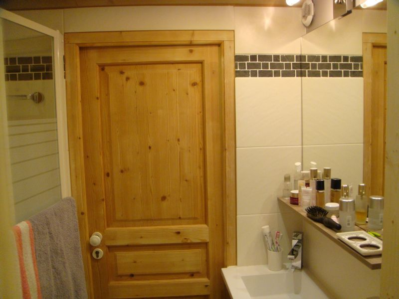 salle de bain Location Appartement 1837 Méribel
