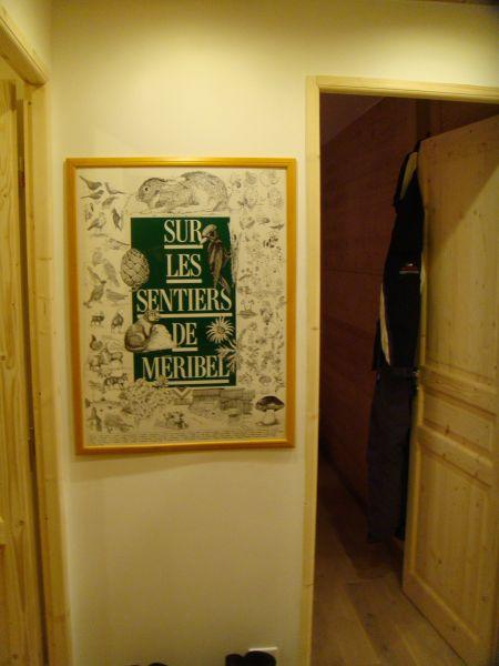 Entrée Location Appartement 1837 Méribel