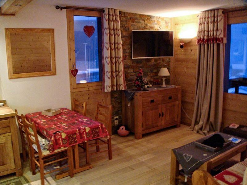 Séjour Location Appartement 1837 Méribel