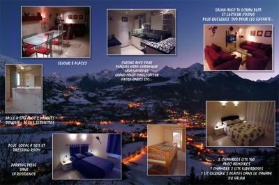 Location Appartement 18578 Saint Lary Soulan