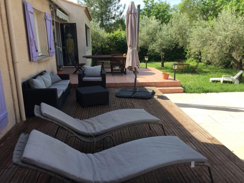 Terrasse 2 Location Villa 19005 Montpellier