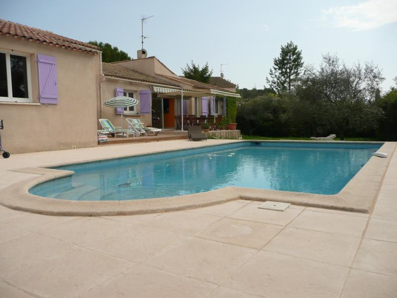 Piscine Location Villa 19005 Montpellier