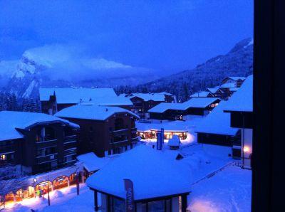 grand appartement ski