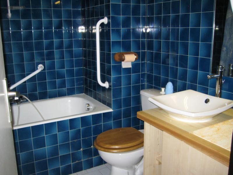 salle de bain Location Studio 1938 Morzine