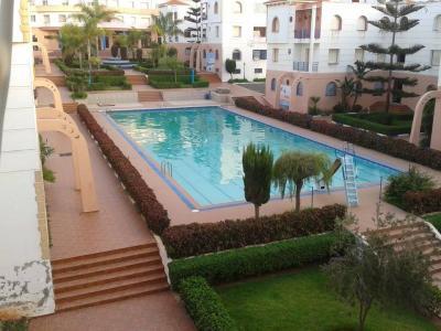 Vue depuis la location Location Appartement 19417 Mohammedia