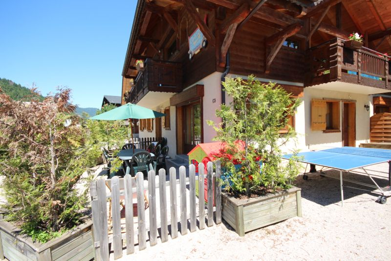 Parking Location Appartement 1947 Morzine
