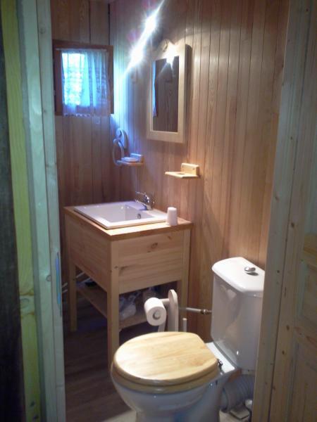 WC séparé 1 Location Chalet 19543 Les Contamines Montjoie