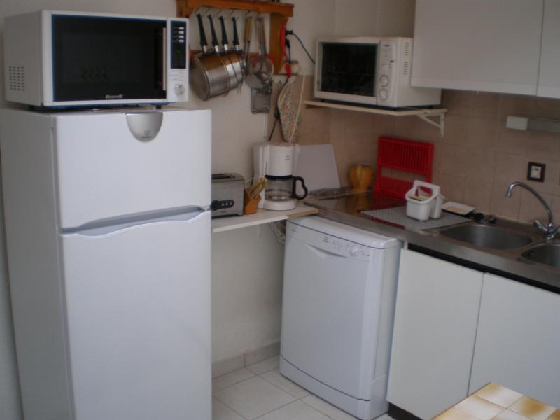 Cuisine indépendante Location Appartement 19638 Saint Lary Soulan