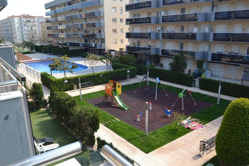Vue de la terrasse Location Appartement 19681 La Pineda