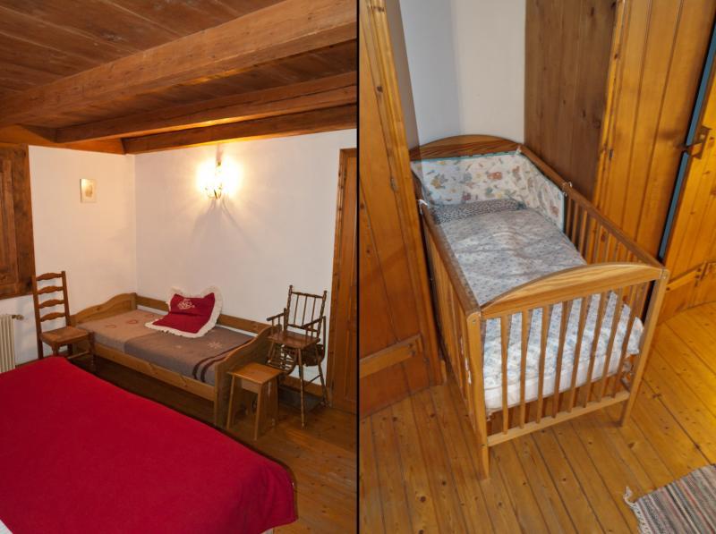chambre 2 Location Appartement 19683 Megève