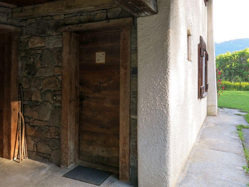 Entrée Location Appartement 19683 Megève