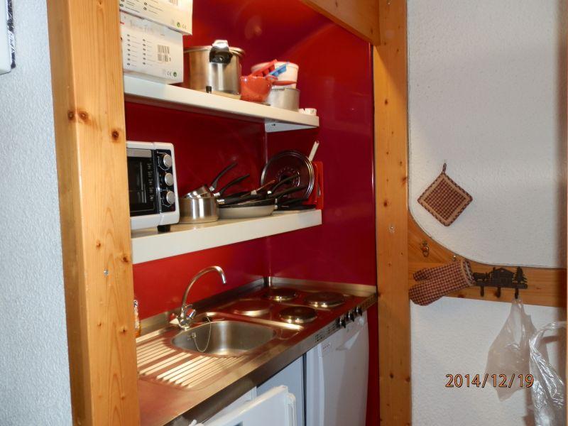 Cuisine américaine Location Appartement 20181 Les Arcs