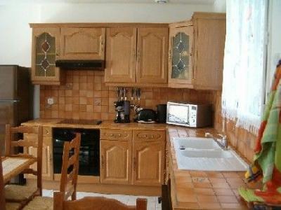 Coin cuisine Location Maison 20284 Honfleur