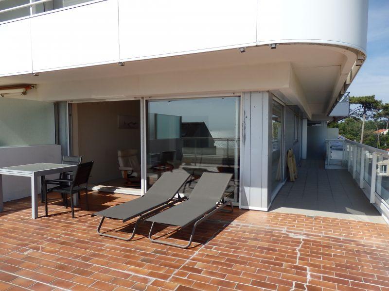 Terrasse Location Appartement 20450 Royan