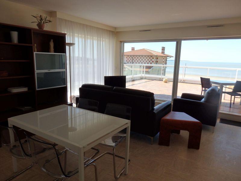 Séjour Location Appartement 20450 Royan