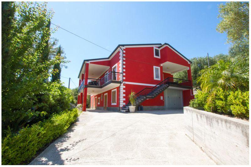 Vue depuis la location Location Villa 20490 Ascea