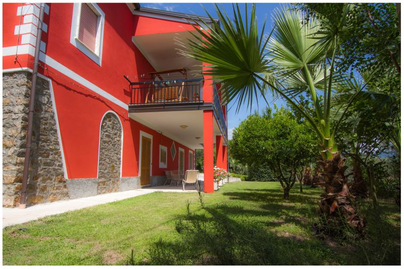 Jardin Location Villa 20490 Ascea