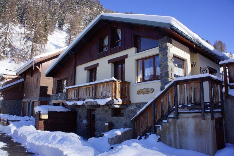 Vue extérieure de la location Location Chalet 2126 La Plagne