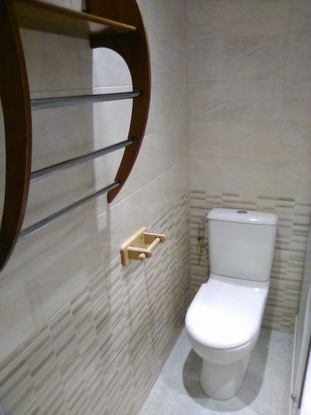 salle de bain Location Studio 2130 La Plagne