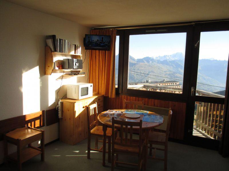 Salle à manger Location Studio 2130 La Plagne