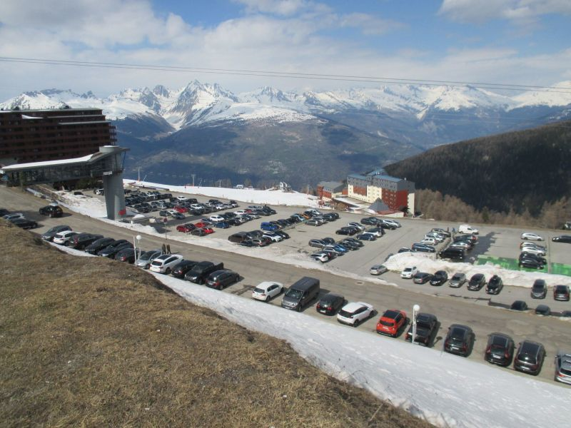 Parking Location Studio 2130 La Plagne