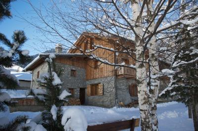 Jardin Location Chalet 2163 La Plagne