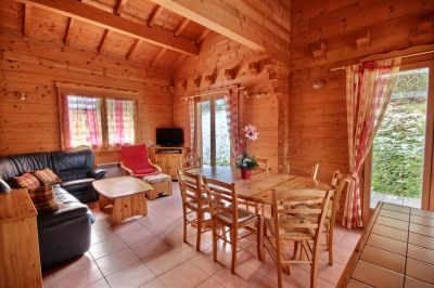 location appartement Morzine Chalet de