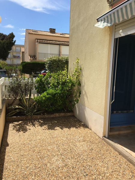 Terrasse Location Appartement 22007 Narbonne plage