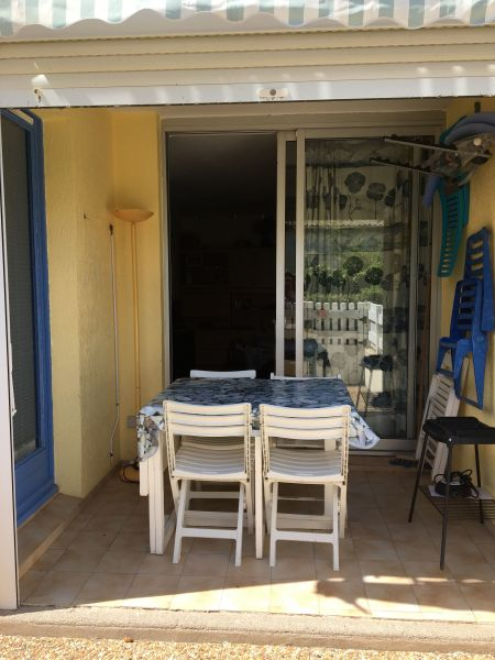 Loggia Location Appartement 22007 Narbonne plage