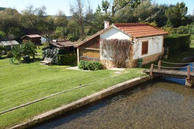 Vue extérieure de la location Location Villa 22157 Coimbra