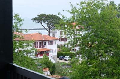 Vue de la terrasse Location Appartement 22188 Saint Jean de Luz