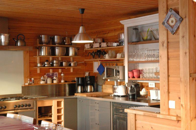 Cuisine américaine Location Chalet 2248 La Plagne