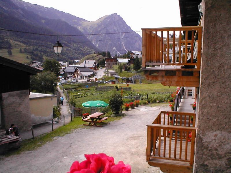 Vue depuis la location Location Gite 2290 Pralognan la Vanoise