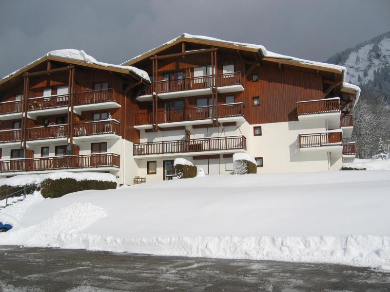 Vue extérieure de la location Location Appartement 2309 Praz sur Arly