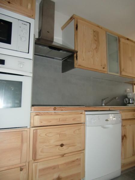 Cuisine américaine Location Appartement 2336 Pra Loup