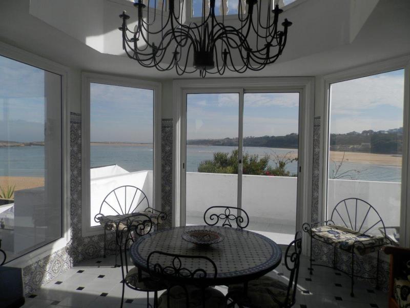 Vue depuis la location Location Villa 23490 Oualidia