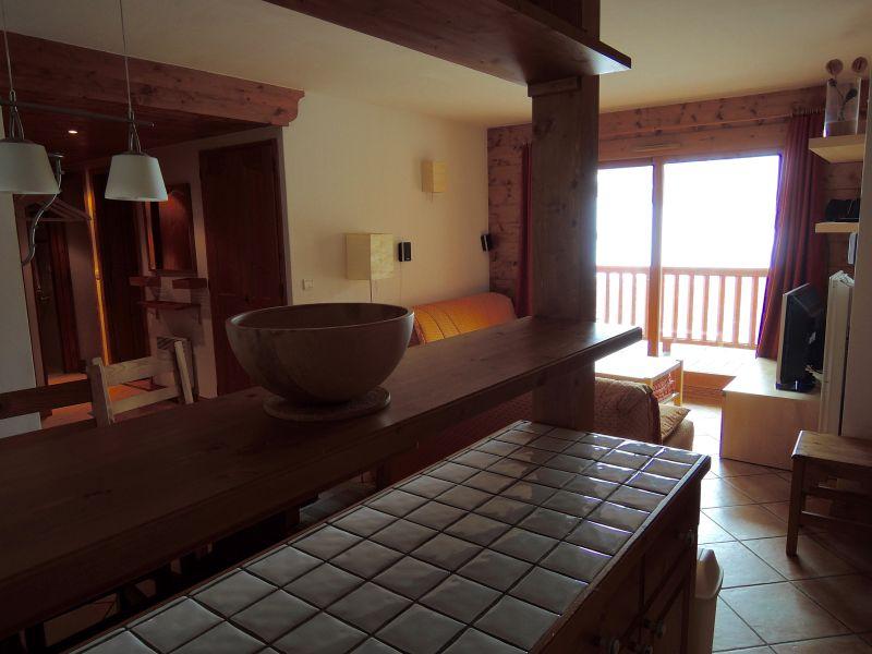 Séjour Location Appartement 236 Les Arcs