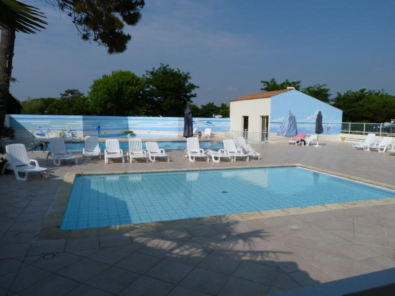 Piscine Location Mobil-home 23796 Saint Pierre d'Oléron