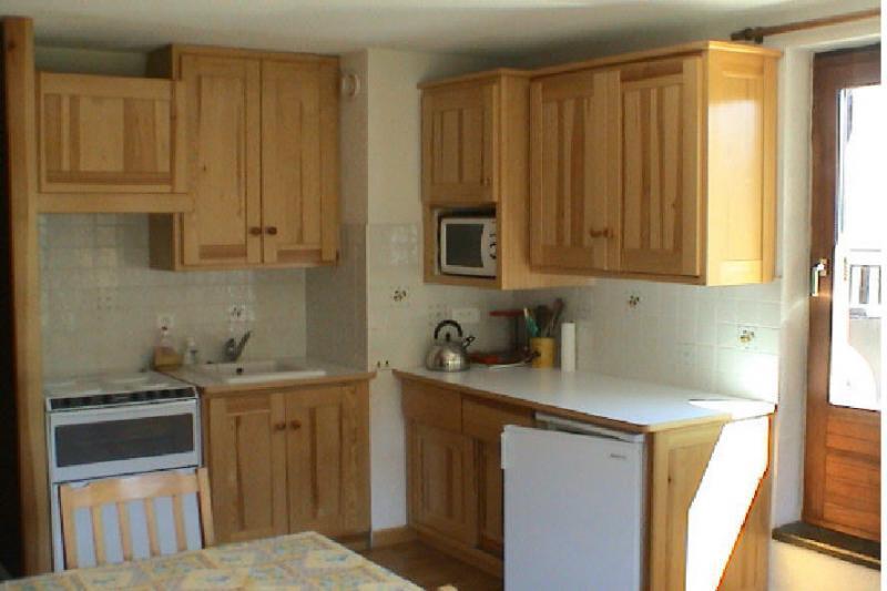 Coin cuisine Location Appartement 2386 Puy Saint Vincent