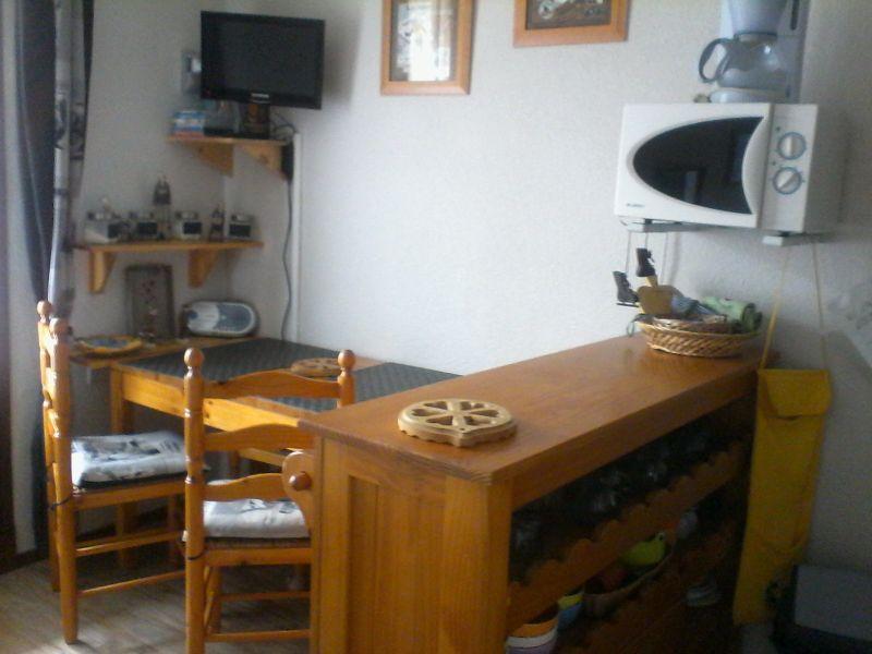 Salle à manger Location Studio 2446 Risoul 1850