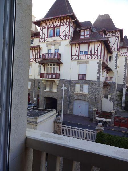 Vue depuis la location Location Appartement 24484 Biarritz