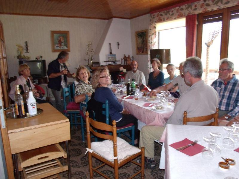 Salle à manger Location Chalet 2488 Réallon
