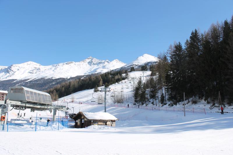 Vue à proximité Location Appartement 24995 Val Cenis