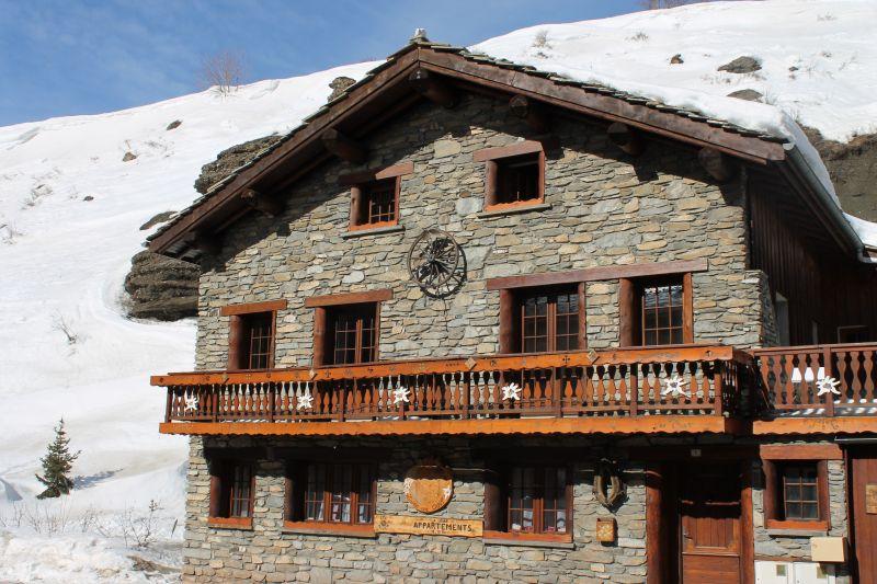 Vue extérieure de la location Location Appartement 24995 Val Cenis